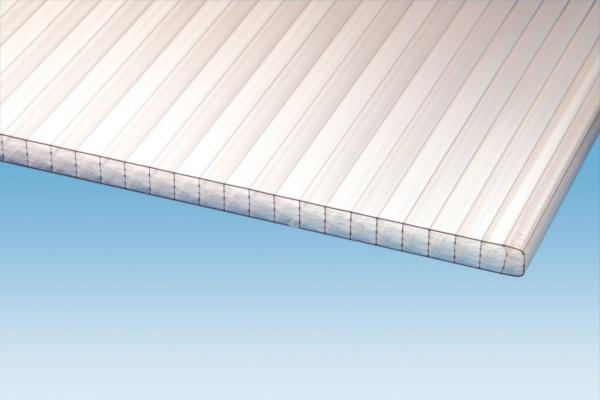 Makrolon Stegplatte multi UV S5X 16-25