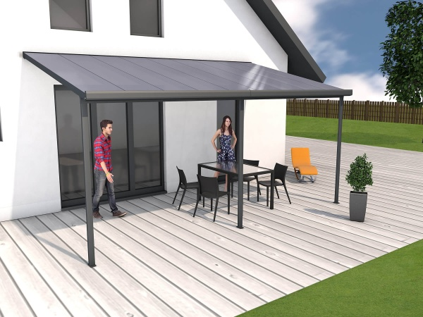 Terrassendach Bausatz
