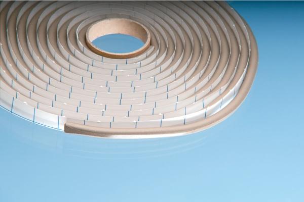 Dauerplastische Wellplatten Kittschnur