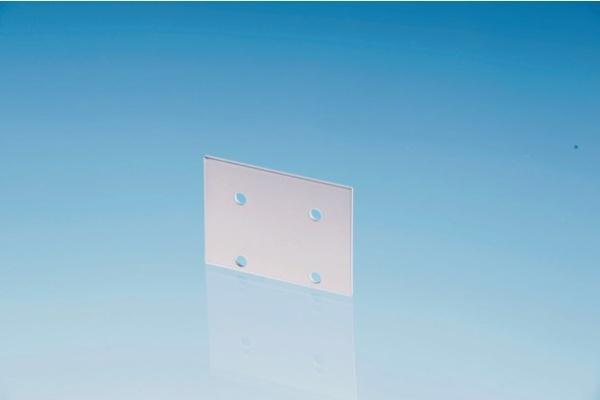 ALWO Oberprofilsystem Profilabschluss aus Aluminium