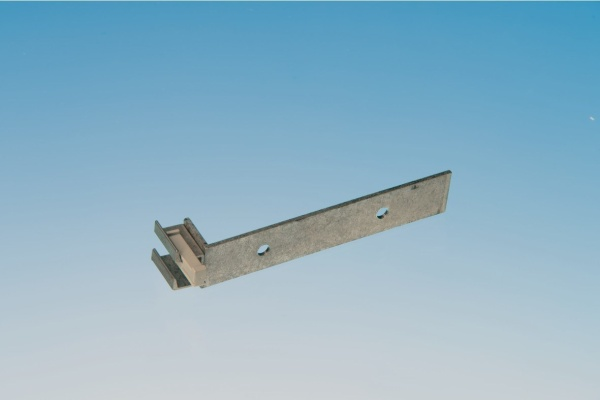 Aluminium Dachrinnen Halter