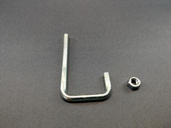 Wellplatten L-Haken M 6