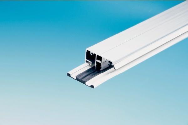 Alwo Oberprofilsystem Randsprosse für 16 mm Stegplatte